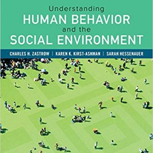 Test Bank for Understanding Human Behavior and the Social Environment 11th Edition Zastrow