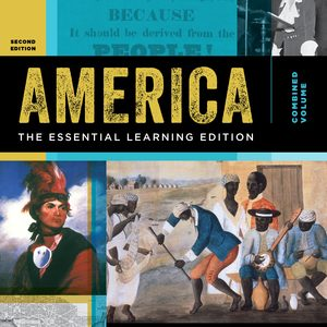 Test Bank for America: The Essential Learning Edition Volume 2 2nd Edition Shi