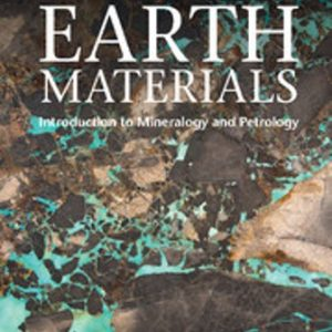 Solution Manual for Earth Materials Introduction to Mineralogy and Petrology 2nd Edition Klein