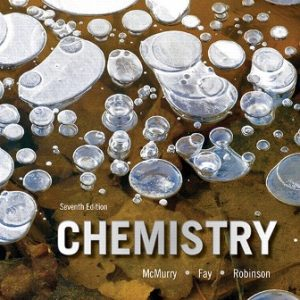 Solution Manual for Chemistry 7th Edition McMurry