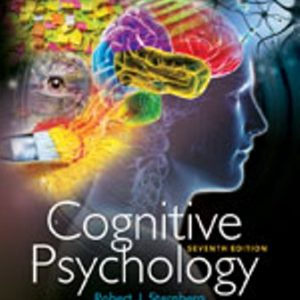 Solution Manual for Cognitive Psychology 7th Edition Sternberg
