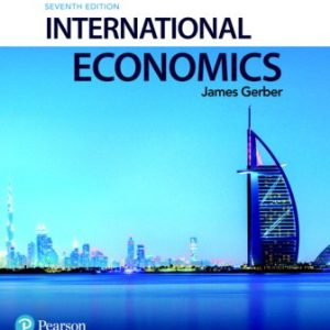 Solution Manual for International Economics 7th Edition Gerber