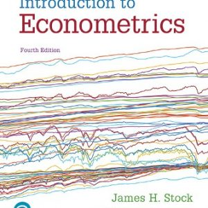 Solution Manual for Introduction to Econometrics 4th Edition Stock