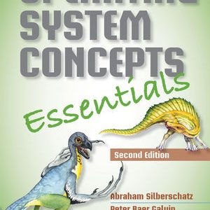 Solution Manual for Operating System Concepts Essentials 2nd Edition Silberschatz