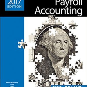 Solution Manual for Payroll Accounting 27th Edition Bieg