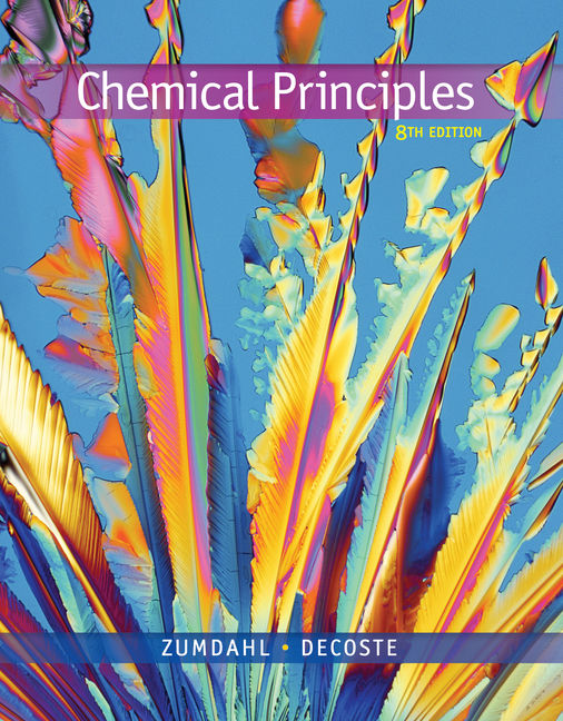 Test Bank for Chemical Principles 8th Edition Zumdahl