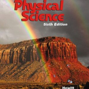 Test Bank for Conceptual Physical Science 6th Edition Hewitt