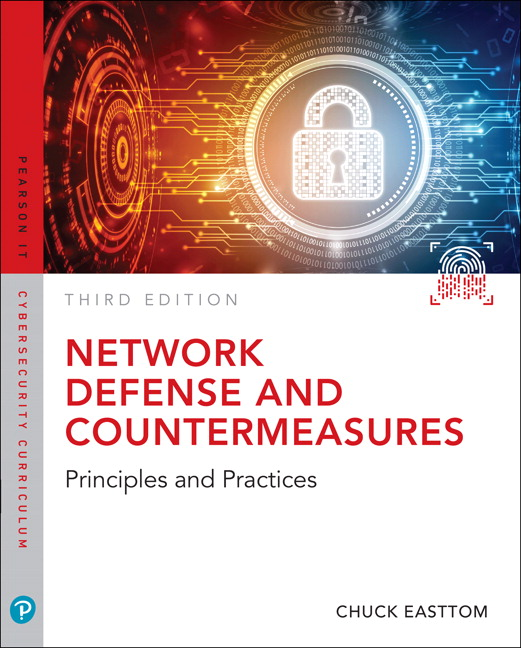 Test Bank for Network Defense and Countermeasures: Principles and Practices 3rd Edition Easttom