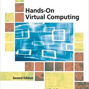 Solution Manual for Hands on Virtual Computing 2nd Edition Simpson