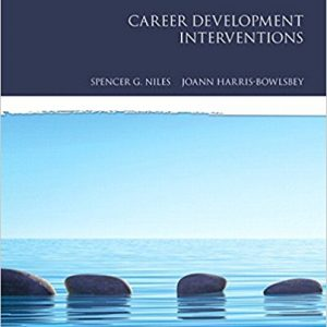 Test Bank for Career Development Interventions 5th Edition Niles