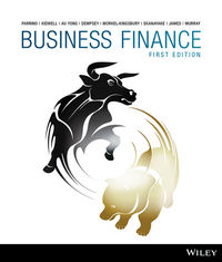 Test Bank for Business Finance 1st Edition Parrino