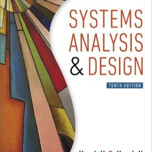 Solution Manual for Systems Analysis and Design 10th Ediiton Kendall