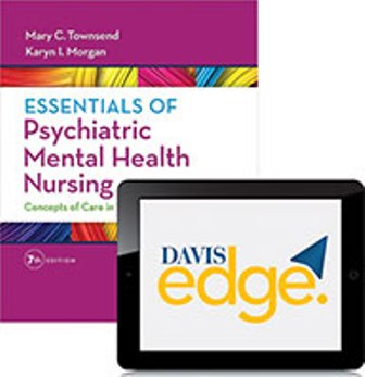 Test Bank for Essentials of Psychiatric Mental Health Nursing: Concepts of Care in Evidence-Based Practice 7th Edition Townsend