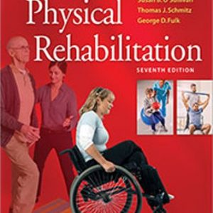 Test Bank for Physical Rehabilitation 7th Edition O'Sullivan