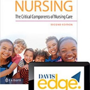 Test Bank for Pediatric Nursing: The Critical Components of Nursing Care 2nd Edition Rudd