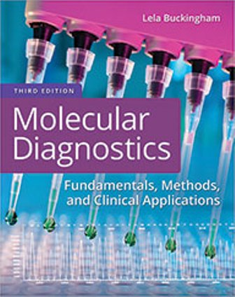 Test Bank for Molecular Diagnostics: Fundamentals, Methods, and Clinical Applications 3rd Edition Buckingham