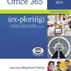 Solution Manual for Exploring Microsoft Office Excel 2019 Comprehensive 1st edition Poatsy