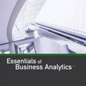 Solution Manual for Essentials of Business Analytics 2nd Edition Camm