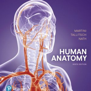 Solution Manual for Human Anatomy 9th Edition Martini