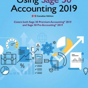 Solution Manual for Using Sage 50 Accounting 2019 1st Edition Purbhoo