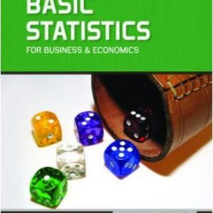 Test Bank for Basic Statistics for Business and Economics 6th Edition Lind
