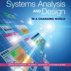 Solution Manual for Systems Analysis and Design in a Changing World 7th Edition Satzinger
