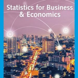Solution Manual for Statistics for Business and Economics 14th Edition Anderson