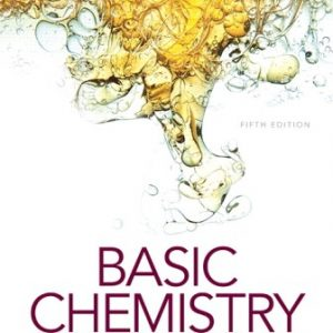 Test Bank for Basic Chemistry 5th Edition Timberlake