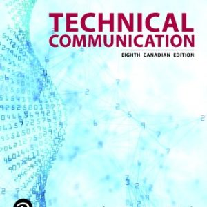 Test Bank for Technical Communication 8th Canadian Edition Lannon