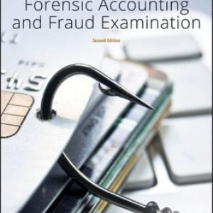 Test Bank for Forensic Accounting and Fraud Examination 2nd Edition Kranacher