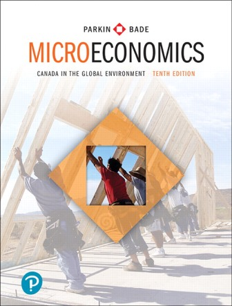 Test Bank for Microeconomics: Canada in the Global Environment 10th Edition Parkin