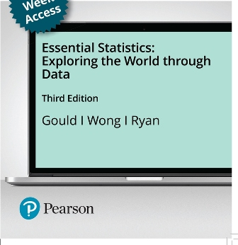 Solution Manual for Essential Statistics 3rd Edition Gould