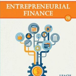 Solution Manual for Entrepreneurial Finance 7th Edition Leach