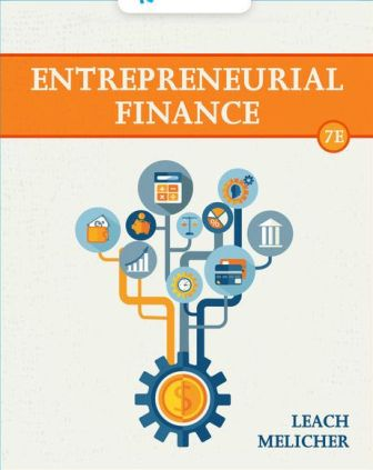 Test Bank for Entrepreneurial Finance 7th Edition Leach
