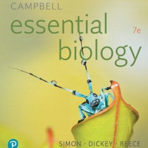 Test Bank for Campbell Essential Biology 7th Edition Simon
