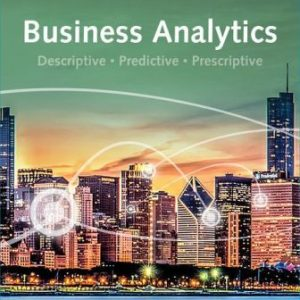 Test Bank for Business Analytics 4th Edition Camm
