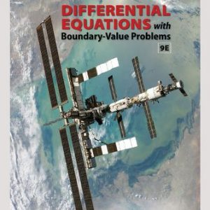 Test Bank for Differential Equations with Boundary-Value Problems 9th Edition Z