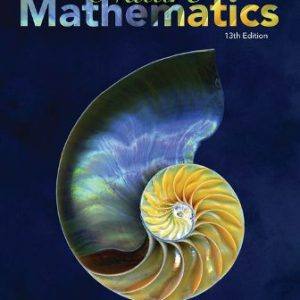 Test Bank for Nature of Mathematics 13th Edition Smith