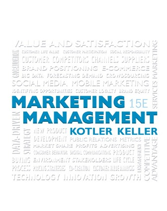 Test Bank for Marketing Management 15th Edition Kotler