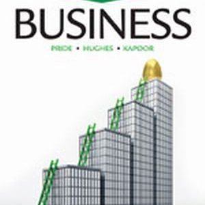 Test Bank for Business 12th Edition Pride