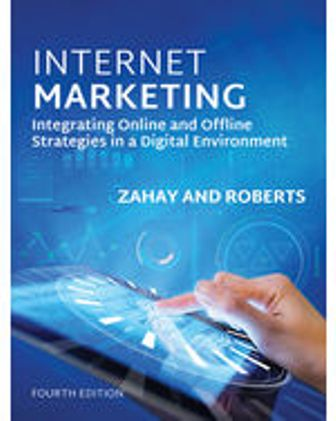 Solution Manual for Internet Marketing 4th Edition Zahay