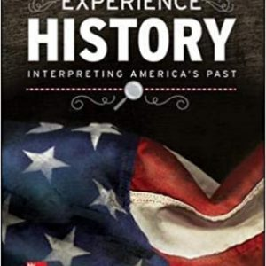 Test Bank for Experience History Interpreting America's Past (AP Edition) Davidson