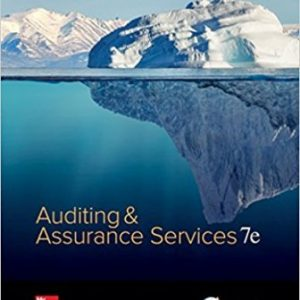 Test Bank for Auditing and Assurance Services 7th Edition Louwers