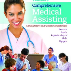 Test Bank for Comprehensive Medical Assisting 4th Edition Beaman